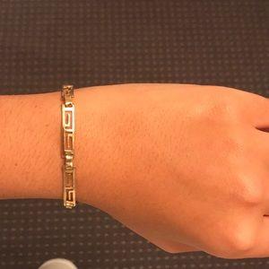 Givenchy Gold Plated bracelet